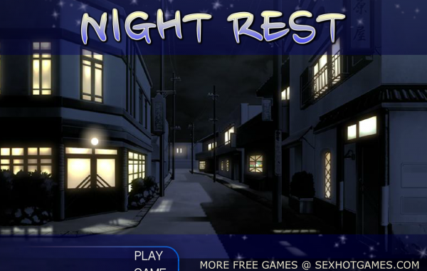 Fuck Town: Night Rest