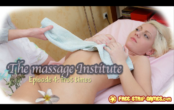 The Massage Institute 4: First times